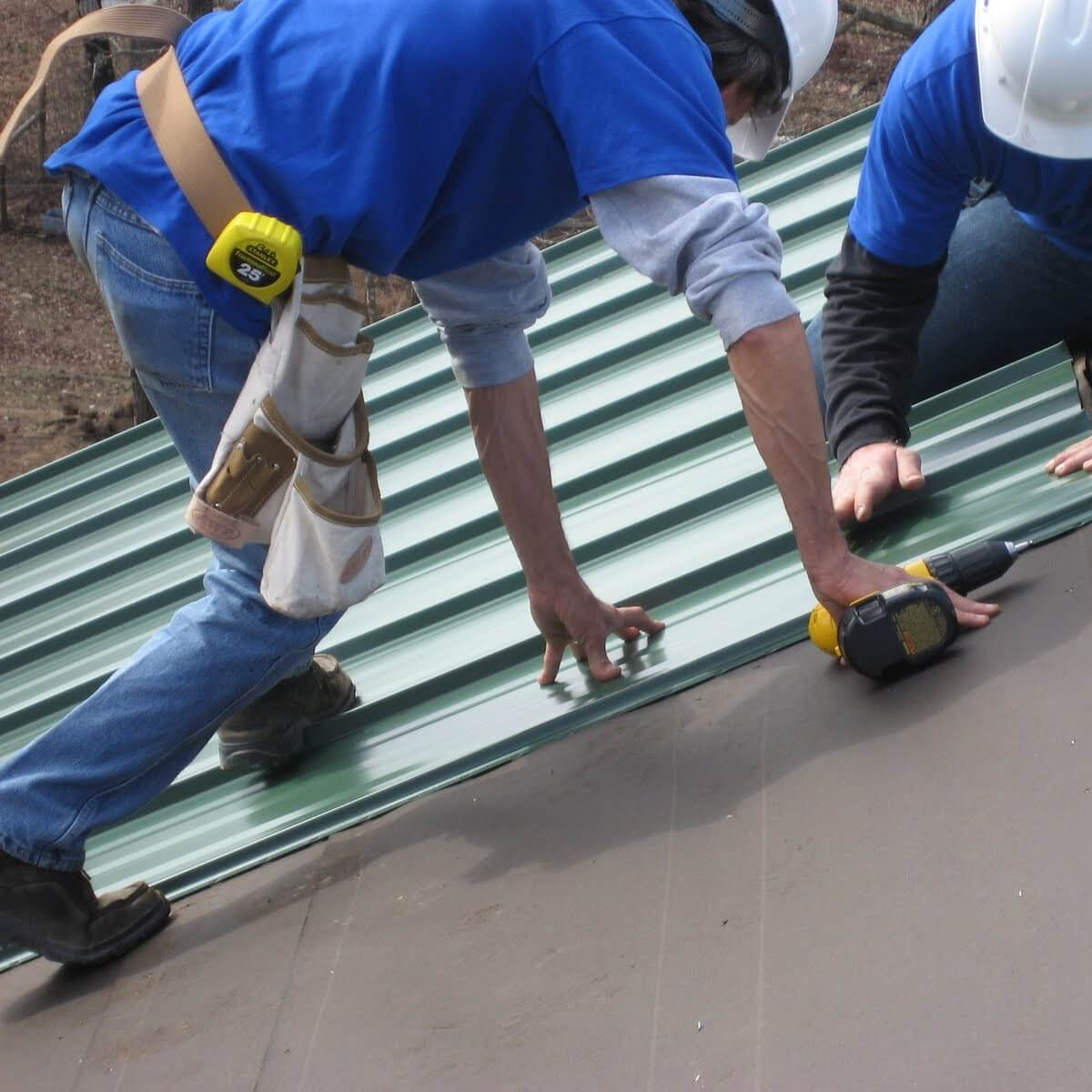Metal Roof Installation And Repair, Roofing, Missouri